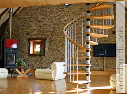 Ebenisterie St Au Quebec Conception Et Installation D Escaliers
